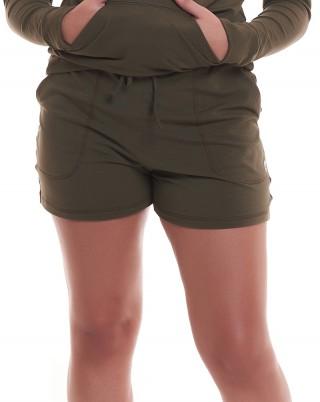 Short Liberty Moletinho  Oliva SND Sandy Fitness
