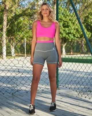 Look Wonder Rock Pink SND Letícia Campioli