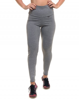 Legging Confort Mescla Sandy Fitness
