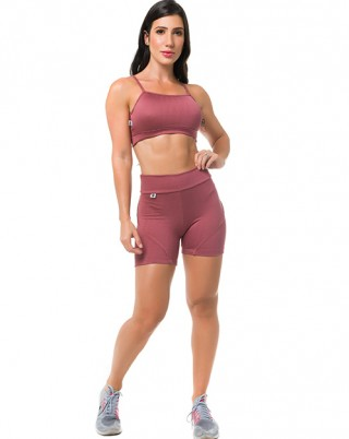 Look Comfy Track Blush Sandy Fitness