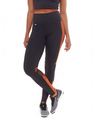 Legging Iconic Bronze Sandy Fitness