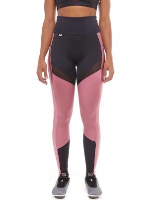Legging Presence Rose Sandy Fitness