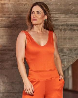 Body Resort Orange Van Andretta SND