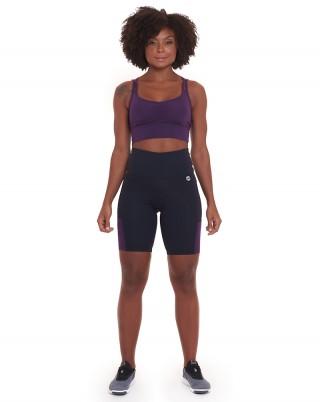 Look Soft Roxo SND Sandy Fitness