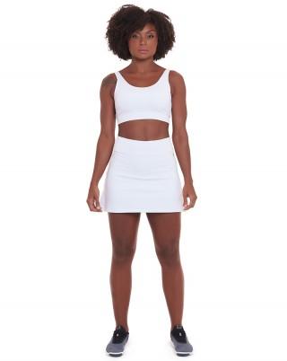 Look Slim Basic Branco SND Sandy Fitness