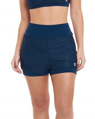 Short Light Marinho SND Sandy Fitness