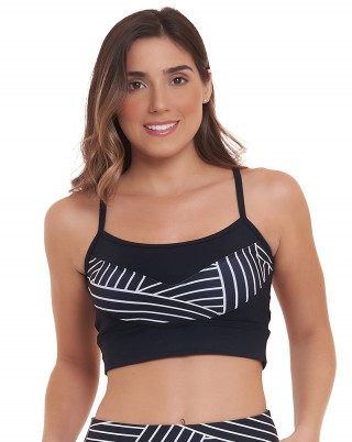 Top Land Stripes SND Sandy Fitness