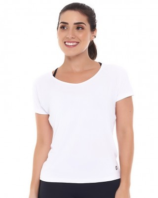 Blusa Jazz Clean SND Sandy Fitness