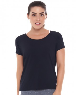 Blusa Jazz Nero SND Sandy Fitness