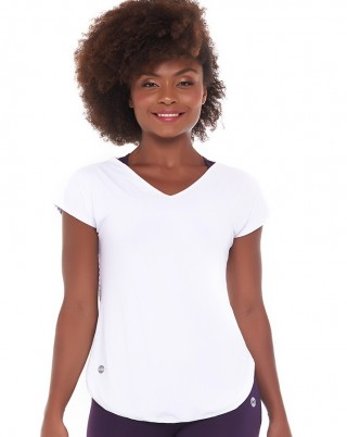Blusa Very Clean SND Sandy Fitness
