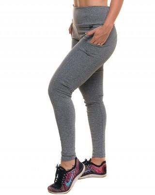 Legging Train Mescla Sandy Fitness