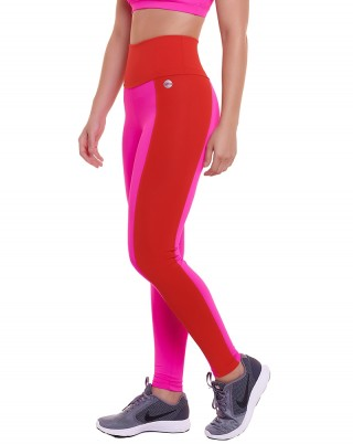 Legging Deep Pink SND Letícia Campioli