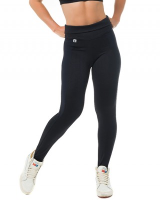 Legging Galaxy Nero Sandy Fitness