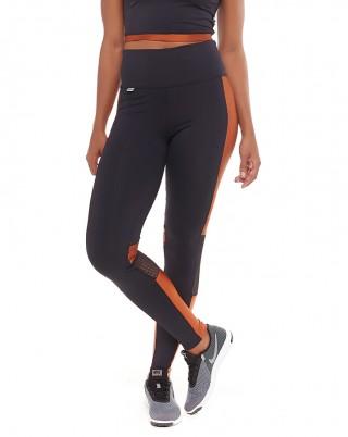 Legging Iconic Bronze Sandy Fitness