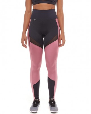 Legging Presence Rose Sandy Fitness