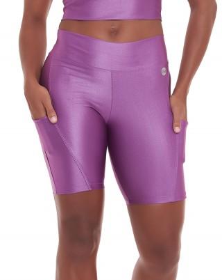 Bermuda Training Violeta SND Sandy Fitness