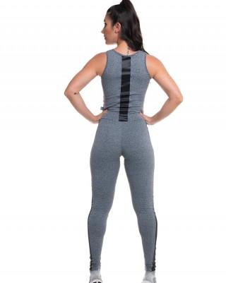 Macacão Fitting Sandy Fitness