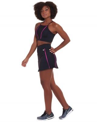 Look Hit Preto SND Sandy Fitness