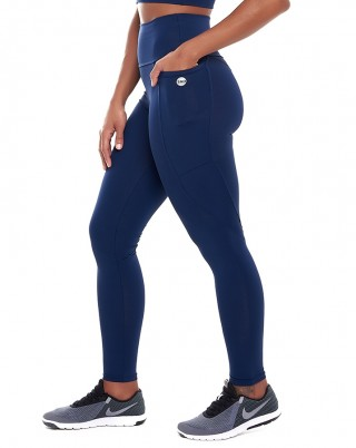 Calça Legging Moviment Bluish SND Sandy Fitness