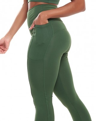 Calça Legging Tríade Military SND Sandy Fitness