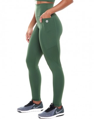 Calça Legging Moviment Military SND Sandy Fitness