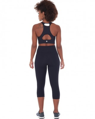 Look Life Athletic Nero SND Sandy Fitness